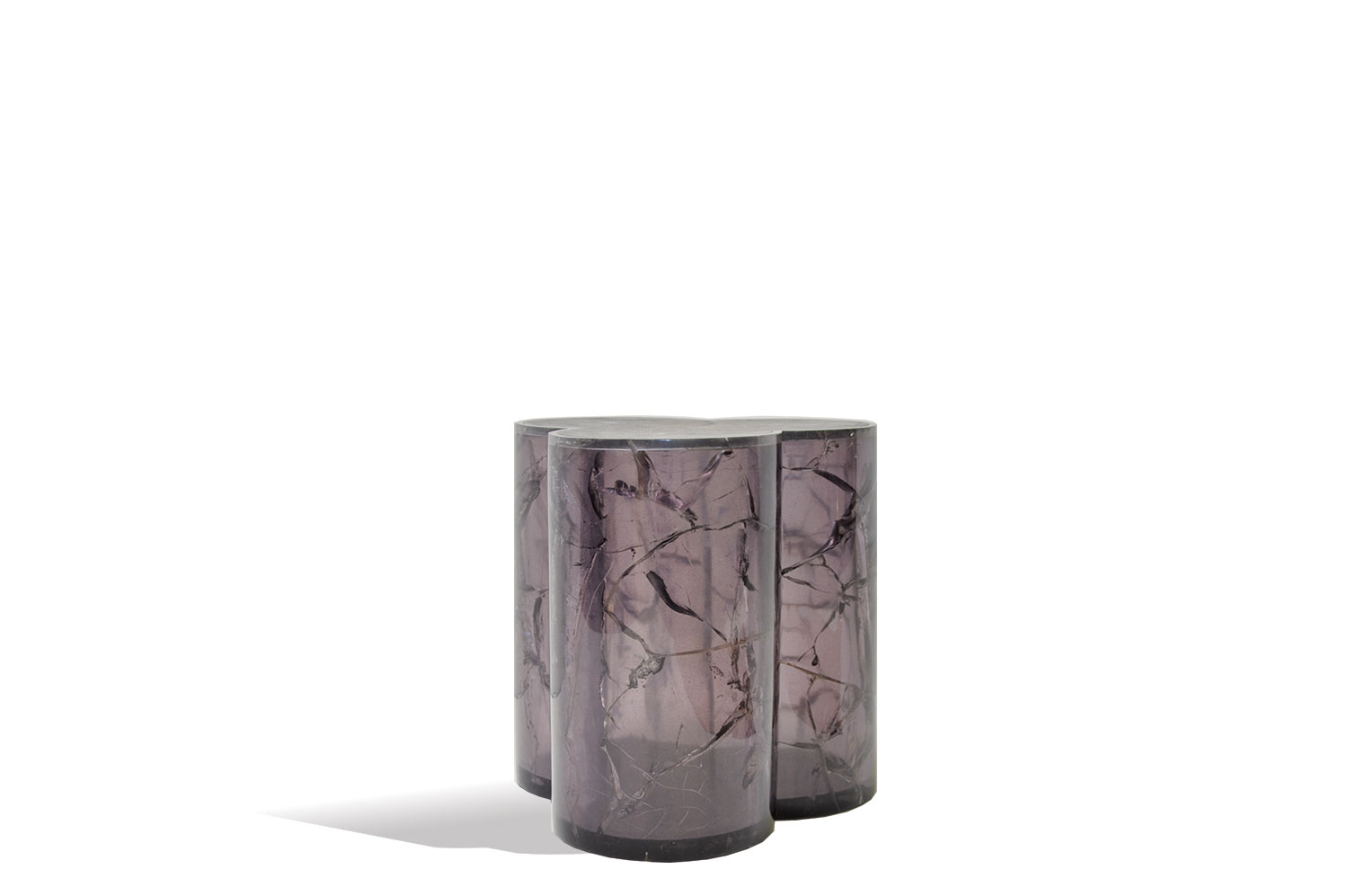 3 Clover Sidetable by Scala Luxury