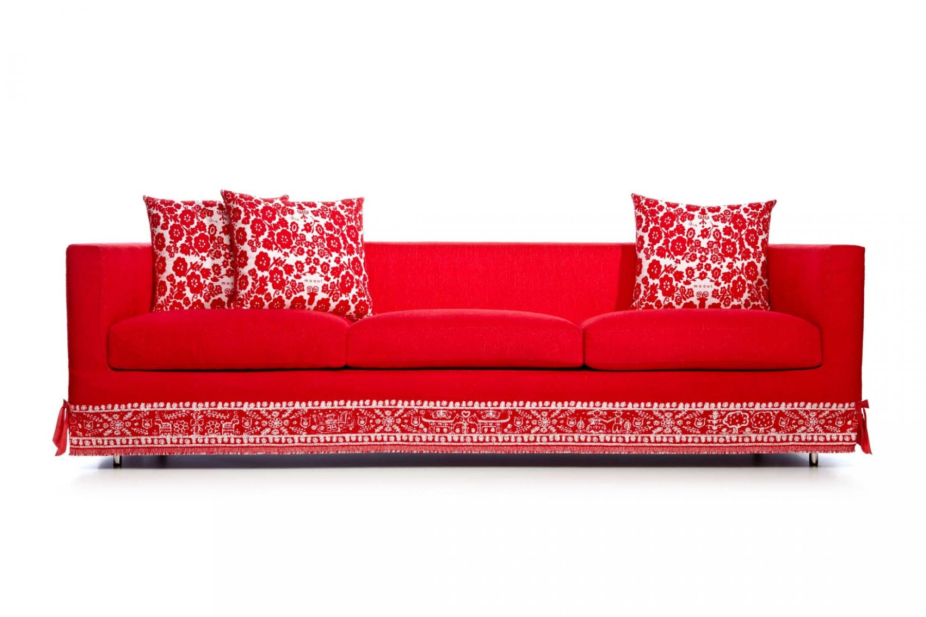 Boutique Diary Triple Seater