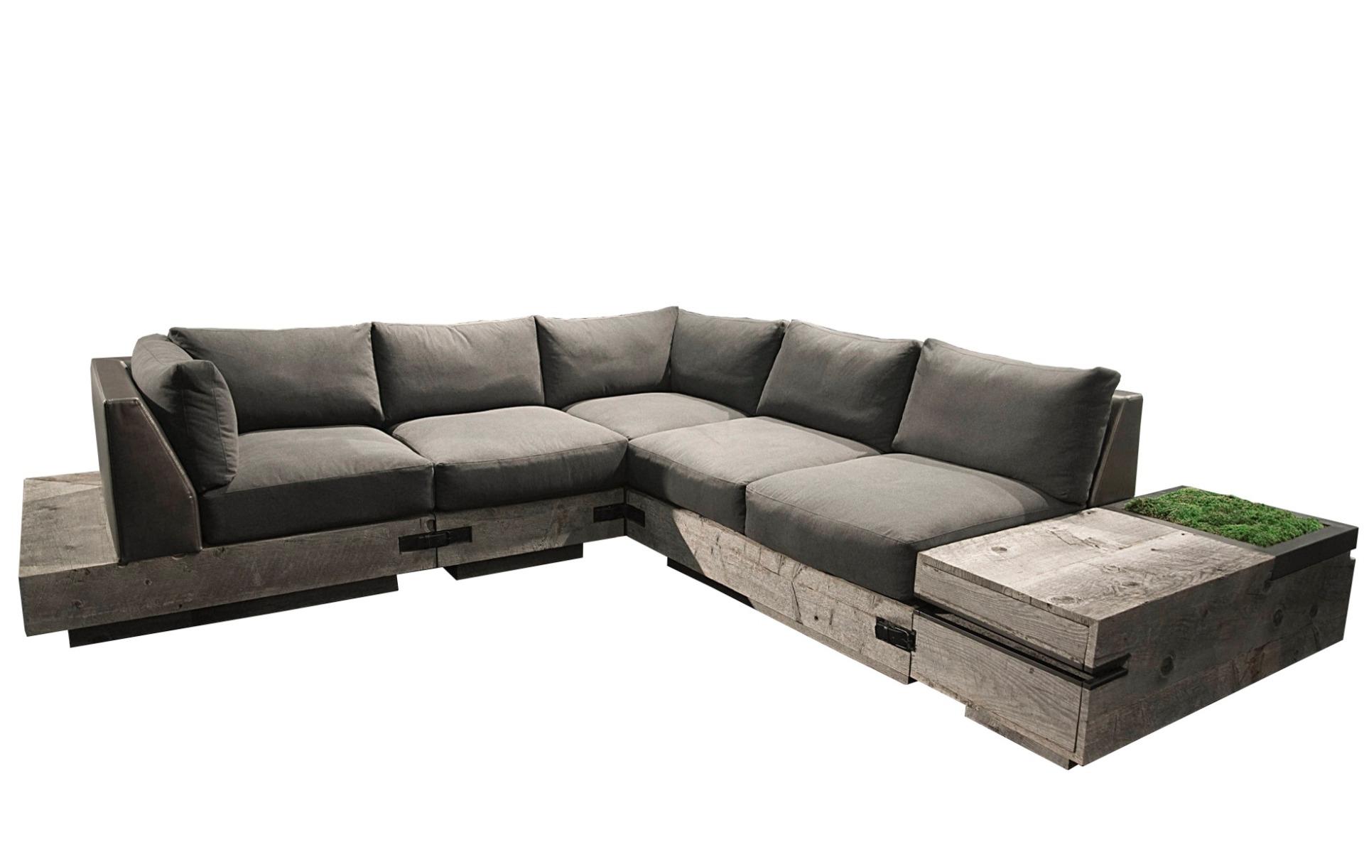 ceniza sectional sofa