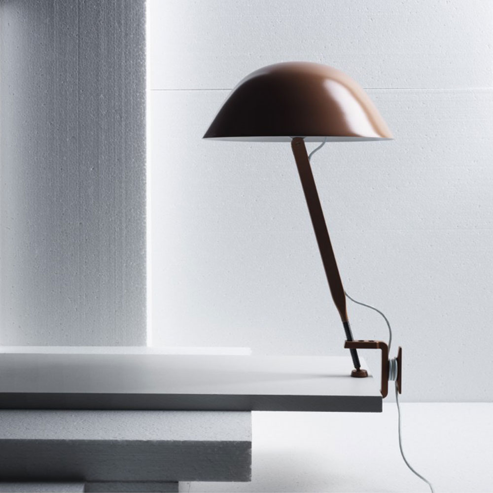 Sempe clamp table lamp