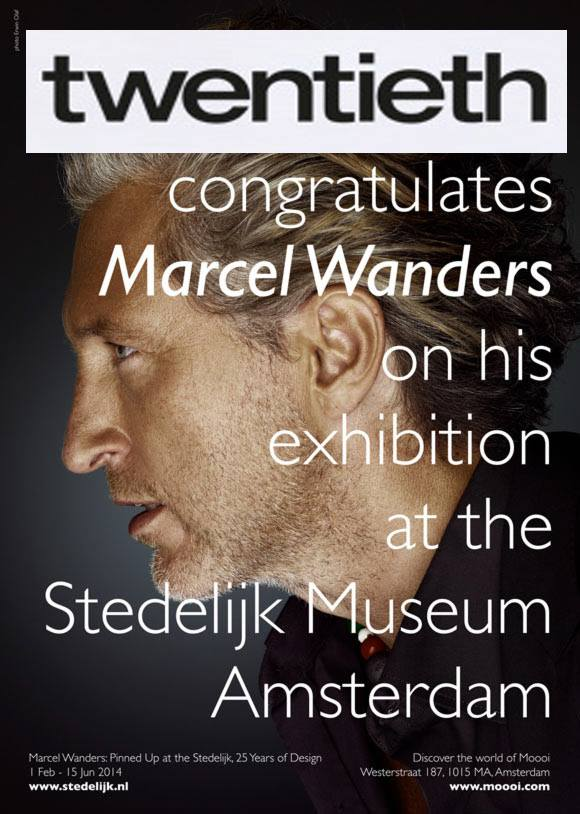 Marcel Wanders Pinned Up Exhibition