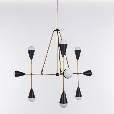 Dezeen spotlights NY lighting designers