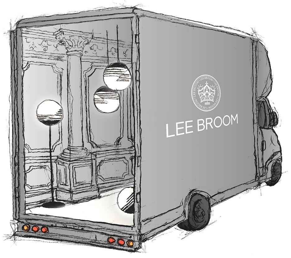Lee Broom at Salone del Mobile 2016