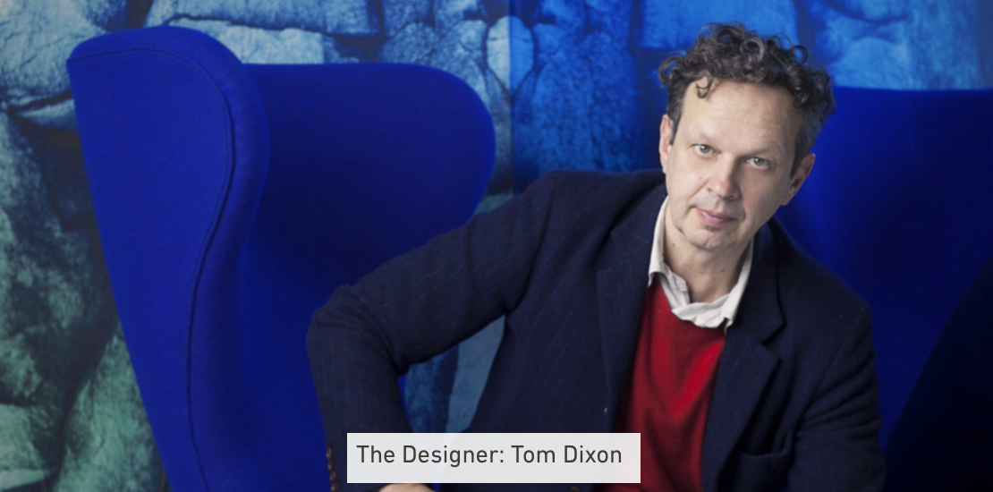 Luxe Interview with Tom Dixon