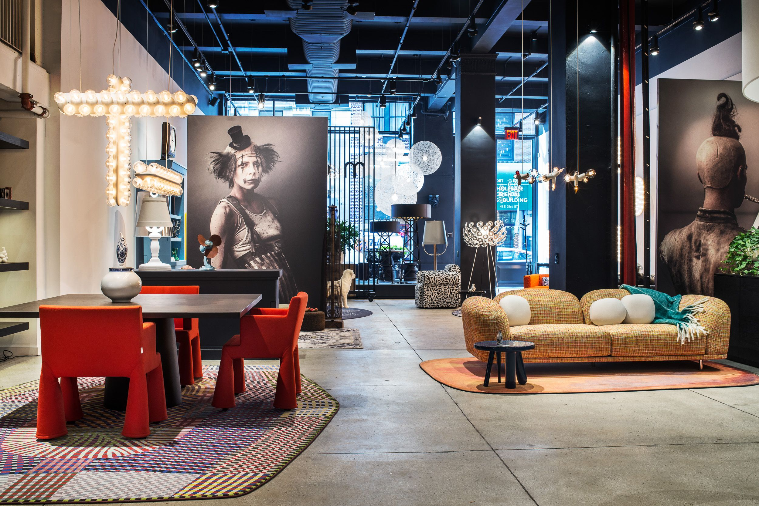 Moooi Arrives in New York