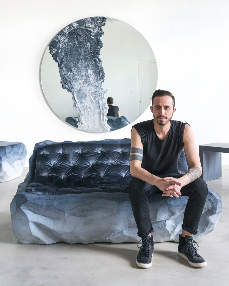 Fernando Mastrangelo Drift collection at THE NEW
