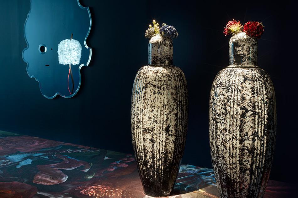 Wanders' Shiqule Nuhai Ceramic Vases, 2016.