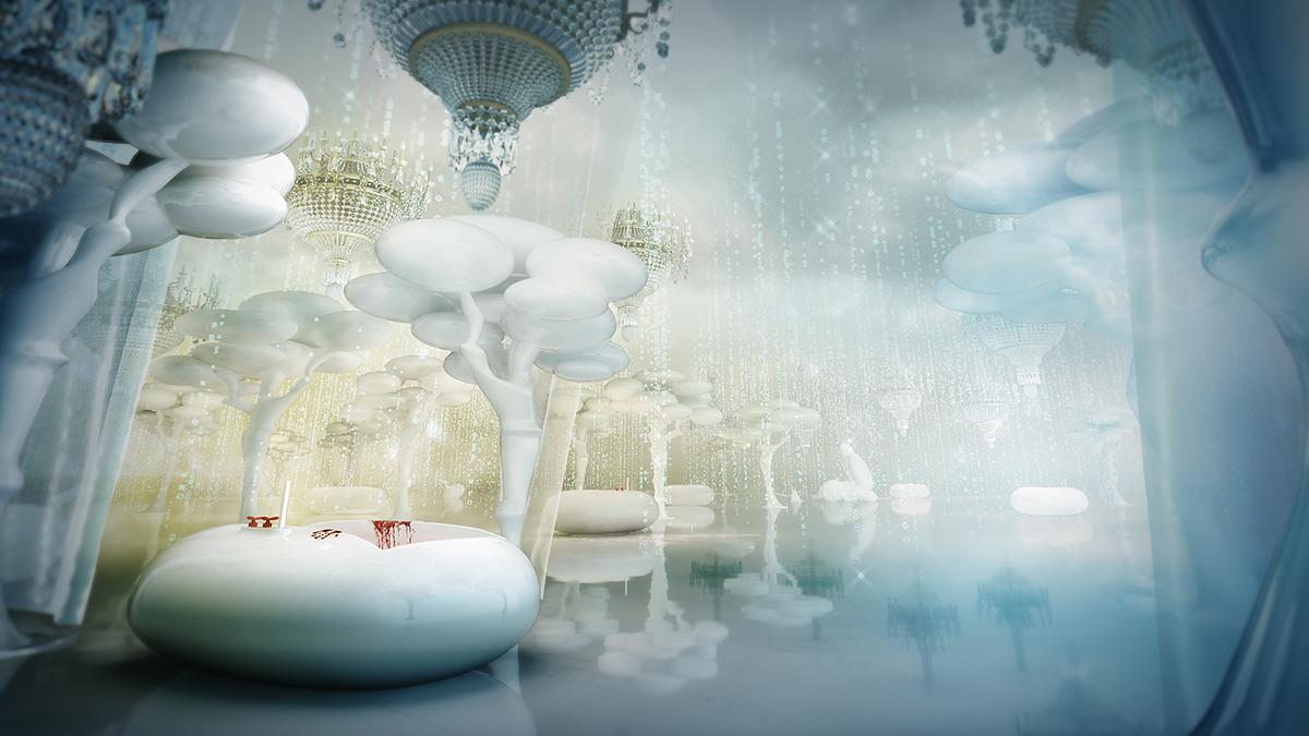 "Marcel Wanders - ""Virtual Interiors - Cottonwood Spa, Cottonwood, USA"""