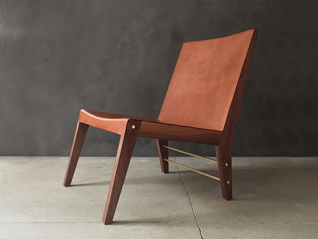 Asher Israelow Lincoln Lounge chair