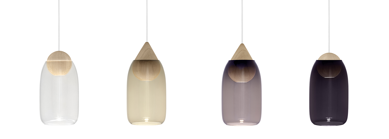 Mater Designs' Liuku Pendant selection