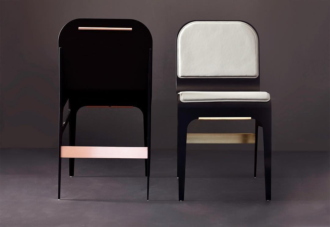 Gabriel Scott's Bardot chairs