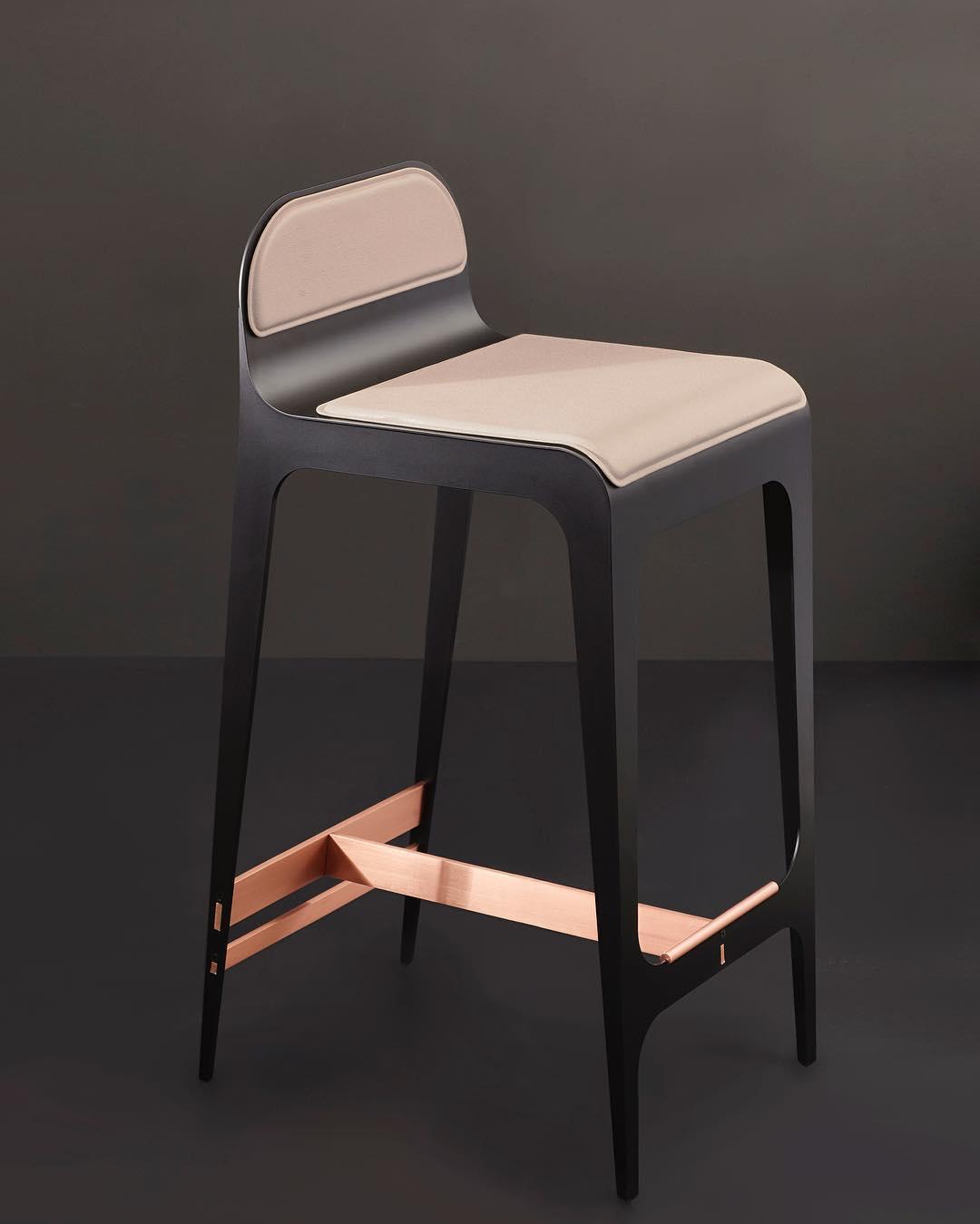 Gabriel Scott's Bardot stool
