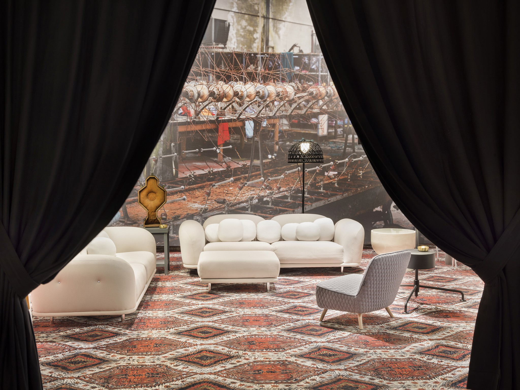 Moooi 2016 carpet selections