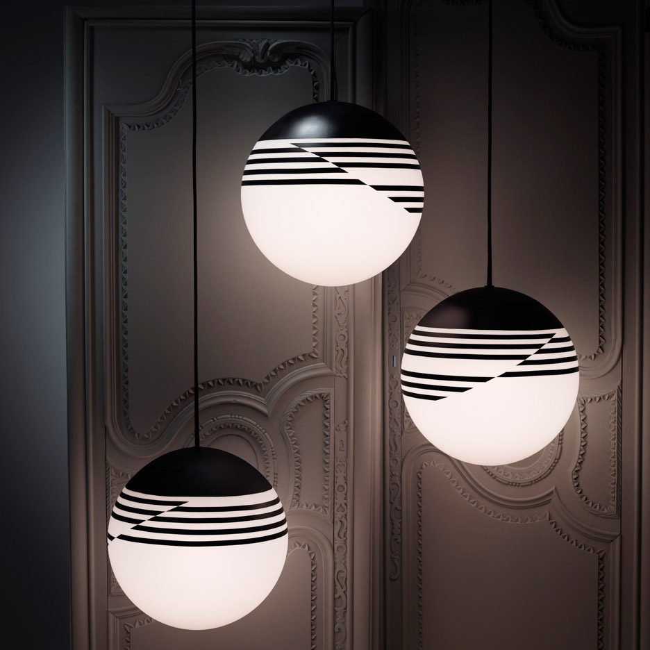 Lee Broom's Optical Collection.