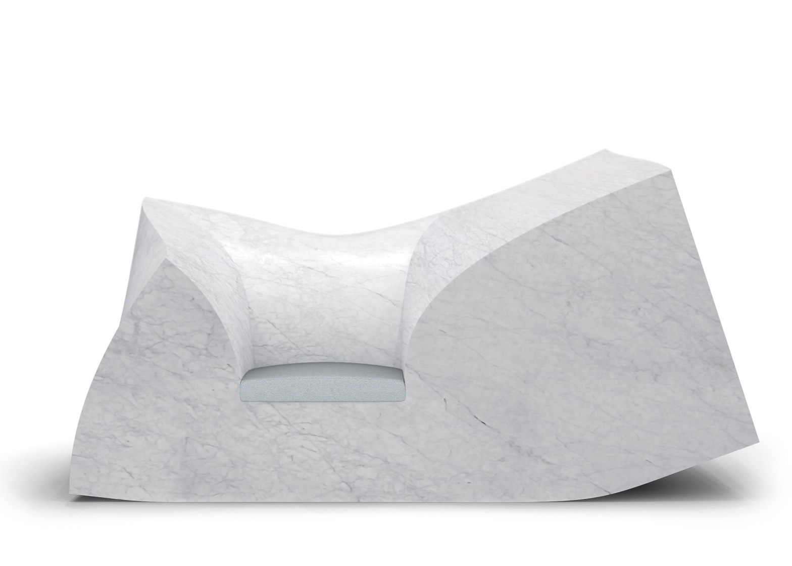 Paul Cocksedge's Marble couch for Moooi